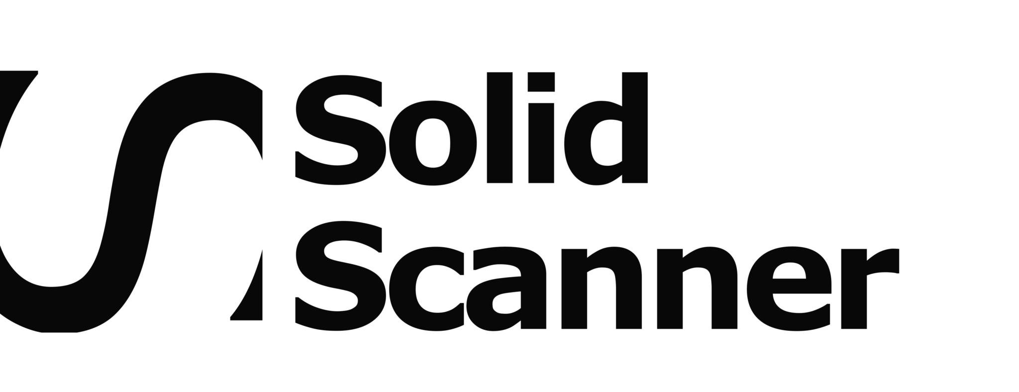Solid Scanner